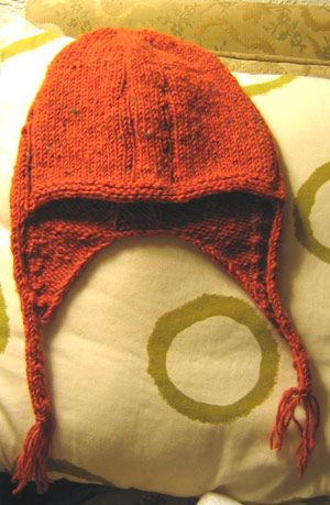 Brookee Hat | copyright Dragon Messmer 2005, skullyflower.com