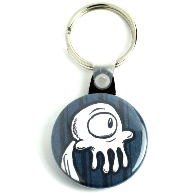 Sammy Comic Keychain